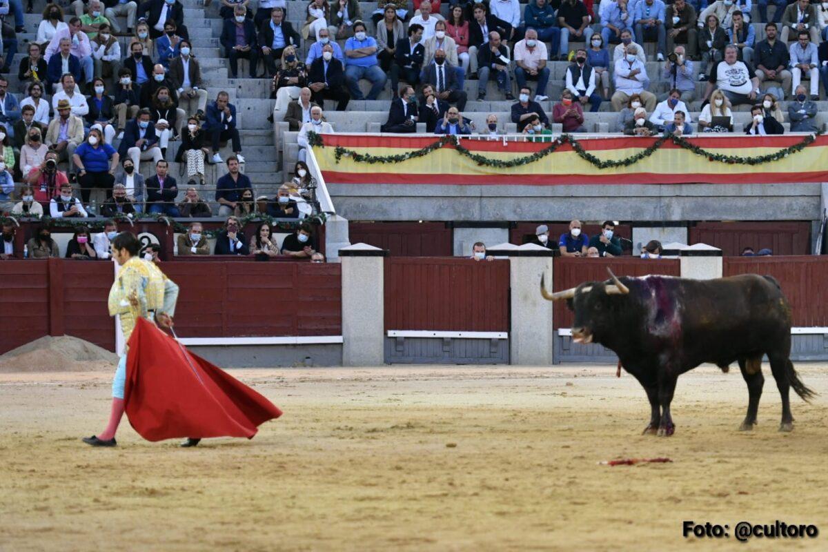 34 Morante Madrid Yendose De La Cara
